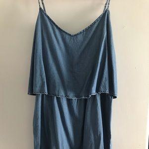 Old Navy Denim dress size XL